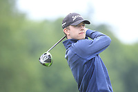 Hugh Foley (The Royal Dublin) during the final of the 2018 Connacht Stroke Play Championship, Portumna Golf Club, Portumna, Co Galway.  10/06/2018.<br /> Picture: Golffile | Fran Caffrey<br /> <br /> <br /> All photo usage must carry mandatory copyright credit (&copy; Golffile | Fran Caffrey)