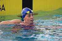Emma Goodwin winning the Final of the Women 200SC meter Blackstroke, at the New Zealand Short Course Swimming Championships, National Aquatic Centre, Auckland, New Zealand, Friday 4th October 2019. Photo: Brett Phibbs/www.bwmedia.co.nz/SwimmingNZ