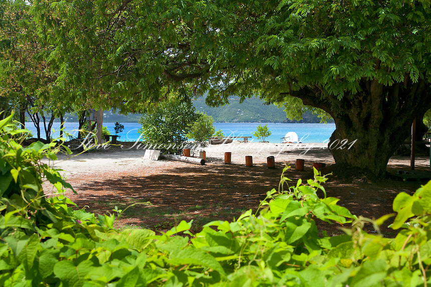 Hansen Bay Campground<br /> East End<br /> St. John<br /> U.S. Virgin Islands