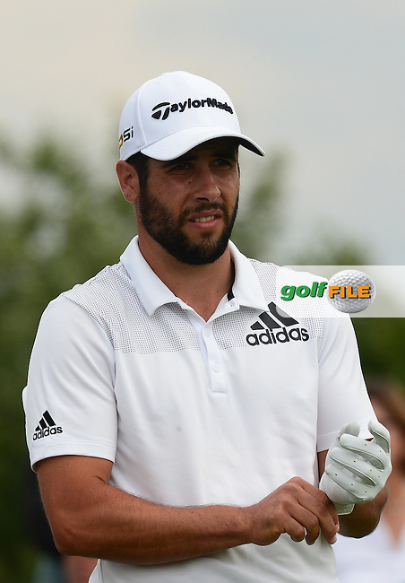 Adrian Otaegui of Spain during Round 3 of the Lyoness Open, Diamond Country Club, Atzenbrugg, Austria. 11/06/2016<br /> Picture: Richard Martin-Roberts / Golffile<br /> <br /> All photos usage must carry mandatory copyright credit (&copy; Golffile | Richard Martin- Roberts)
