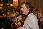 Music, Dinner and Dance, Kings College,  Northern Club, Auckland, Friday, September 20, 2019.Photo: David Rowland / One-Image.com