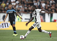 Calcio, Serie A: Juventus - Lazio, Torino, Allianz Stadium, 25 agosto, 2018.<br /> Juventus' Blaise Matuidi in action during the Italian Serie A football match between Juventus and Lazio at Torino's Allianz stadium, August 25, 2018.<br /> UPDATE IMAGES PRESS/Isabella Bonotto