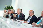 ROTTERDAM - Algemene Leden Vergadering van de KNHB (Koninklijke Nederlandse Hockey Bond). FOTO KOEN SUYK
