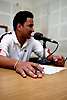 Radio Interview, International Day of the Disappeared, Pokhara Nepal