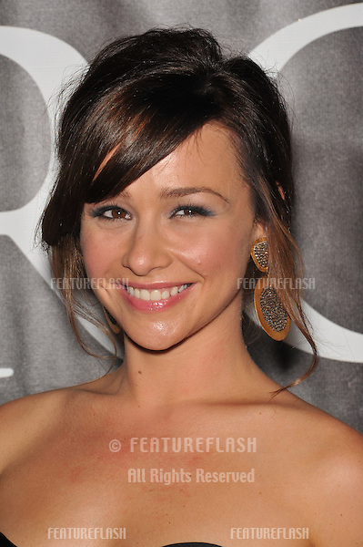 Danielle Harris at the premiere of Hatchet II at the Egyptian Theatre, Hollywood..September 28, 2010  Los Angeles, CA.Picture: Paul Smith / Featureflash