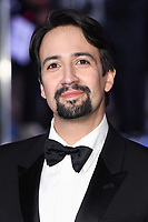 LONDON, UK. December 12, 2018: Lin-Manuel Miranda at the UK premiere of &quot;Mary Poppins Returns&quot; at the Royal Albert Hall, London.<br /> Picture: Steve Vas/Featureflash