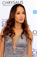 LOS ANGELES - JUN 3:  Dania Ramirez at the 16th Annual Chrysalis Butterfly Ball at the Private Estate on June 3, 2017 in Los Angeles, CA