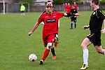 Goal. Sprig &amp; Fern: Richmond Athletic v Thorndon, 27 September 2014,  Jubilee Park, Richmond, New Zealand<br /> Photo: Marc Palmano/shuttersport.co.nz
