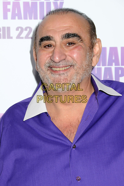 "KEN DAVITAN.""Madea's Big Happy Family"" Los Angeles Premiere held at Arclight Cinemas Cinerama Dome, Hollywood, California, USA..April 19th, 2011.headshot portrait beard facial hair purple shirt .CAP/ADM/BP.©Byron Purvis/AdMedia/Capital Pictures."