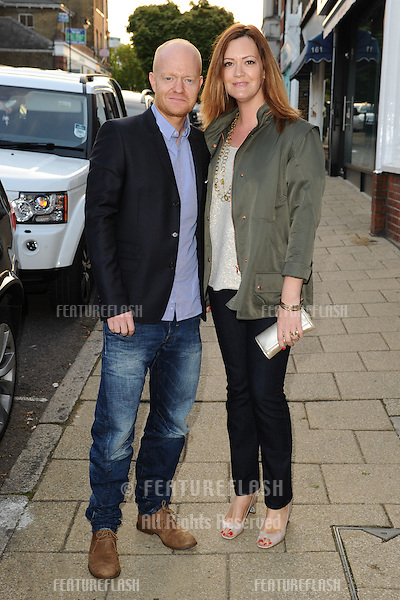 "Jake Wood arriving for the launch of Daniella Westbrooks new book ""Faith, Hope and Clarity"" at Catch restaurant, Buckhurst Hill, Essex. 21/05/2013 Picture by: Steve Vas / Featureflash"