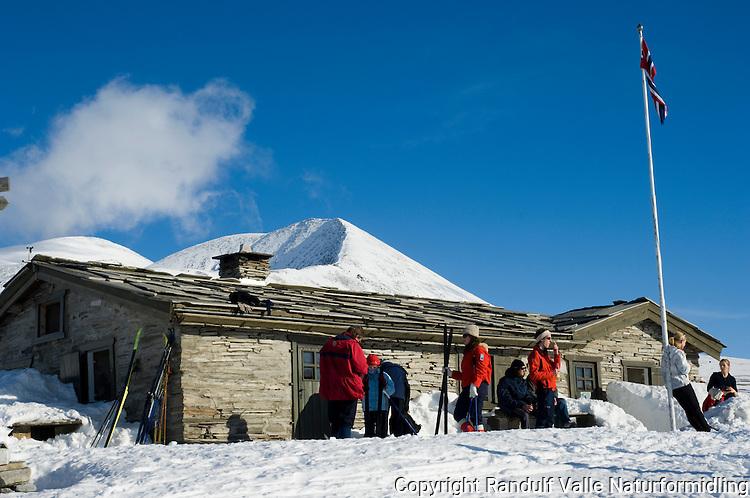 Peer Gynt-hytta - Rondane