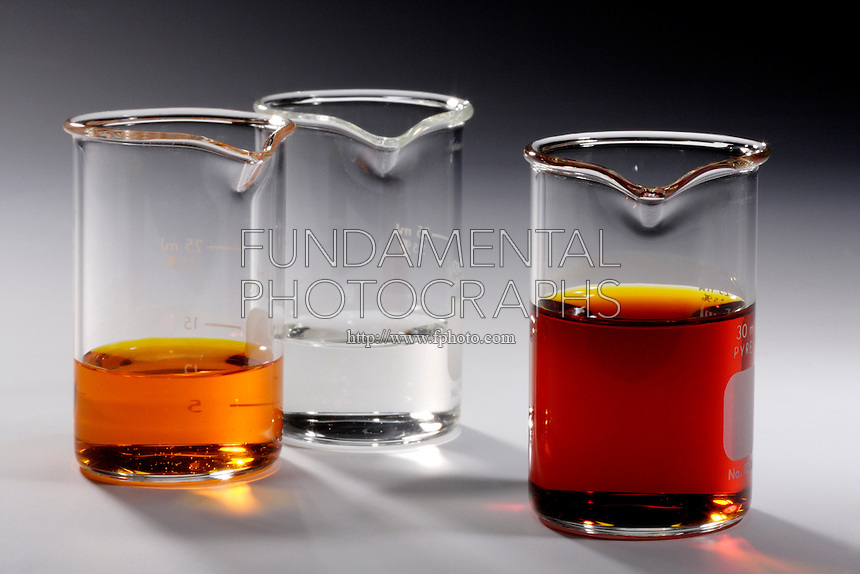 REACTION OF DICHROMATE WITH IODIDE<br />