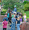 Broomsage before The Go for Wand Stakes at Delaware Park on 6/15/13