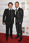 BEVERLY HILLS, CA - OCTOBER 01: Andrew Lawrence and Joey Lawrence arrive at The American Humane Association's First Annual Hero Dog Awards at The Beverly Hilton Hotel on October 1, 2011 in Beverly Hills, California.