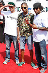 NERD arrives at the 2010 BET Awards at the Shrine Auditorium in Los Angeles, California on June 27,2010                                                                               © 2010 Hollywood Press Agency