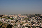 Day 4 -  A view of Jerusalem (Photo by Brian Garfinkel)