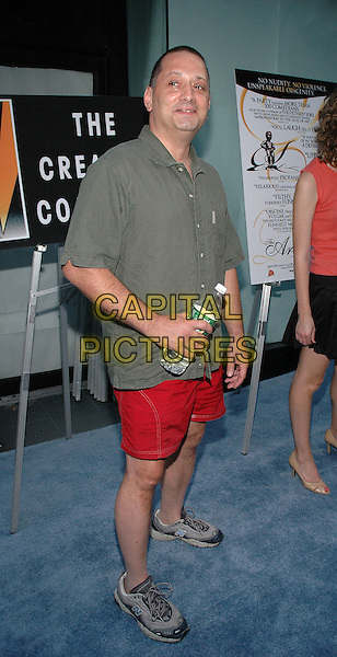 "26 July 2005 - New York, New York -Otto Peterson arrives at the premiere of the new film, ""The Aristocrats"", at The Directors Guild Theater in Manhattan.  .Photo Credit: Patti Ouderkirk/AdMedia"