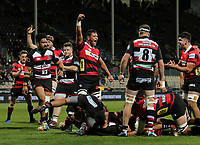 190928 Mitre 10 Cup Rugby - Canterbury v Counties Manukau Steelers