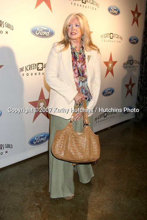 Connie Stevens.Screen Actors Guild Award of Excellence Breakfast.Hollywood & Highland Annex.Los Angeles,  CA.October 25, 2007.©2007 Kathy Hutchins / Hutchins Photo...               .