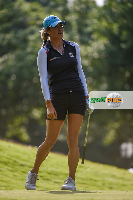 Jaye Marie Green (USA) watches her tee shot on 11 during round 2 of the 2019 US Women's Open, Charleston Country Club, Charleston, South Carolina,  USA. 5/31/2019.<br /> Picture: Golffile | Ken Murray<br /> <br /> All photo usage must carry mandatory copyright credit (© Golffile | Ken Murray)
