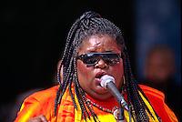 SISTA MONICA SINGS her heart out - MONTEREY BAY BLUES FESTIVAL, CALIFORNIA