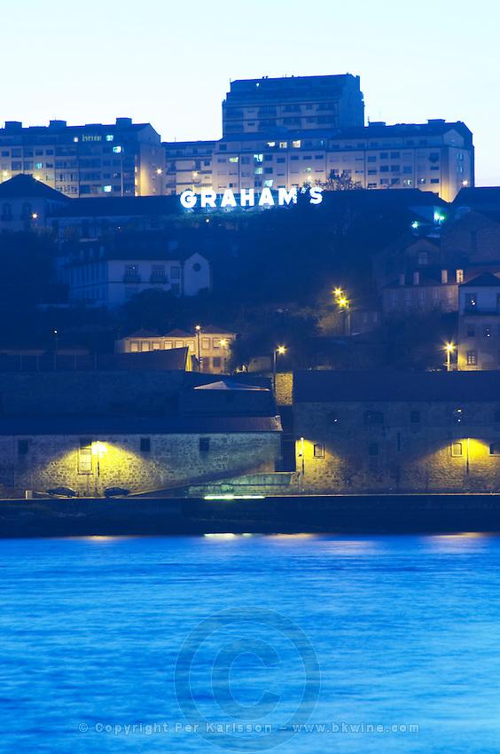graham's port lodge vila nova de gaia porto portugal