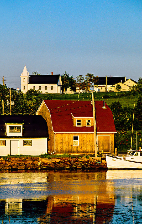 Near New London, Prince Edward Island, Canada