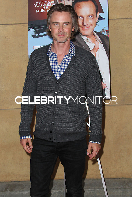 HOLLYWOOD, LOS ANGELES, CA, USA - MAY 22: Sam Trammell at the Los Angeles Premiere Of 'Trust Me' held at the Egyptian Theatre on May 22, 2014 in Hollywood, Los Angeles, California, United States. (Photo by Xavier Collin/Celebrity Monitor)