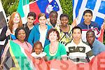 Killarney residents who will celebrate their culture at the Killarney La Cheile Festival in St Brendan's field next Sunday front row l-r: Lizzy (Nigeria), Blessing (Ireland), Joni Kelly KASI family support worker, Conz Gong (Vietnam), Adetokunbo Jinadu (Nigeria). Back row: Lorraine Griffin KASI volunteer, Dino Mustafa (Kudastan, Iraq), Tina Wiencke Germany, William Quintone (Liberia), Muenga Nkunga (Democratic Republic of Congo) and Hattsachai Pookumsak (Thailand)