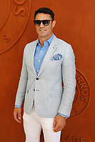 Dan Carter - Célébrités au village de Roland-Garros - 11 juin 2017 - Paris, France