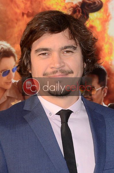 "Arturo del Puerto<br /> at the ""Chips"" Los Angeles Premiere, TCL Chinese Theater, Hollywood, CA 03-20-17<br /> David Edwards/DailyCeleb.com 818-249-4998"
