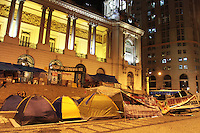 RIO DE JANEIRO, RJ, 09 SETEMBRO 2013 - OCUPA CÂMARA 1 MÊS -  Hoje faz   1 mês que o movimento Ocupa Câmara montou montou um acampamento e a partir dai ocuparam a calçada em frente a câmara dos vereadores na Cinelândia nessa segunda 09. (FOTO: LEVY RIBEIRO / BRAZIL PHOTO PRESS)