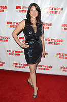 "HOLLYWOOD, CA - AUGUST 18:  Romi Dames at ""Child Stars - Then and Now"" Exhibit Opening at the Hollywood Museum on August 18, 2016 in Hollywood, California. Credit: David Edwards/MediaPunch"