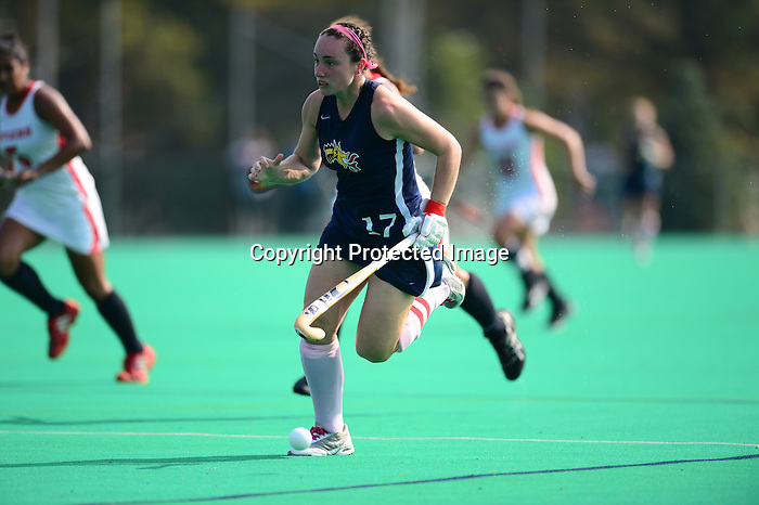 PHILADELPHIA &ndash; The No. 16 Drexel field hockey team fell to Rutgers, 1-0, on Sunday afternoon. The Dragons outshot the Scarlet Knights, 17-4, and drew 12 penalty corners to Rutgers' two. The squad is now 8-3 overall and 4-1 at home.<br />