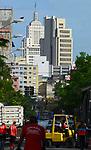 Edificio Altino Arantes e Banco do Brasil, Sao Paulo. 2018. Foto de Juca Martins.
