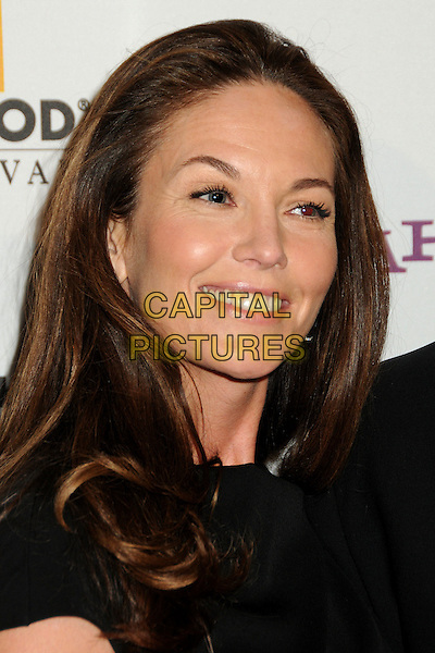 DIANE LANE.14th Annual Hollywood Awards Gala Presented By Starz held at The Beverly Hilton Hotel, Beverly Hills, CA, USA. .October 25th, 2010 .headshot portrait black .CAP/ADM/BP.©Byron Purvis/AdMedia/Capital Pictures