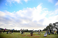 Day One of the Rebel Sport Golf Masters. Wainui Golf Course, Auckland, New Zealand. Thursday 11 January 2018. Photo: Simon Watts/www.bwmedia.co.nz