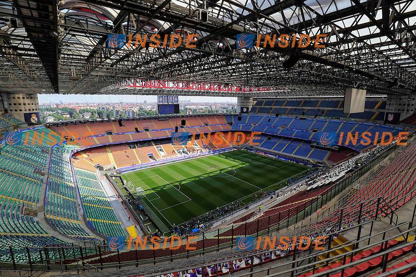 Panoramica Panoramic view <br /> Milano 27-05-2016 Stadio San Siro / Giuseppe Meazza <br /> Football Champions League Final . Foto Daniel Chesterton / PHCImages / Panoramic / Insidefoto