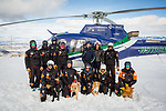 Patrol Dog Heli Training