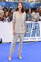 Aymeline Valade at the &quot;Valerian and the City of a Thousand Planets&quot; European Premiere at Cineworld Leicester Square, London, UK. <br /> 24 July  2017<br /> Picture: Steve Vas/Featureflash/SilverHub 0208 004 5359 sales@silverhubmedia.com