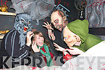 Deirdre Tiernan is scared out of her wits at the Nightmare realm at Toby World during its launch on Tuesday Night.