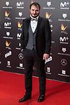 Aitor Arregi attends red carpet of Feroz Awards 2018 at Magarinos Complex in Madrid, Spain. January 22, 2018. (ALTERPHOTOS/Borja B.Hojas)