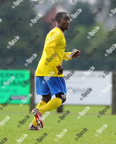 2011-07-21 / Voetbal / seizoen 2011-2012 / R. Kapellen FC / Towa Manda..Foto: mpics