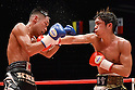 Boxing : OPBF and WBO Asia Pacific super featherweight titles