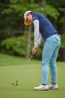 In Gee Chun (KOR) watches her putt on 13 during round 2 of the U.S. Women's Open Championship, Shoal Creek Country Club, at Birmingham, Alabama, USA. 6/1/2018.<br /> Picture: Golffile | Ken Murray<br /> <br /> All photo usage must carry mandatory copyright credit (&copy; Golffile | Ken Murray)