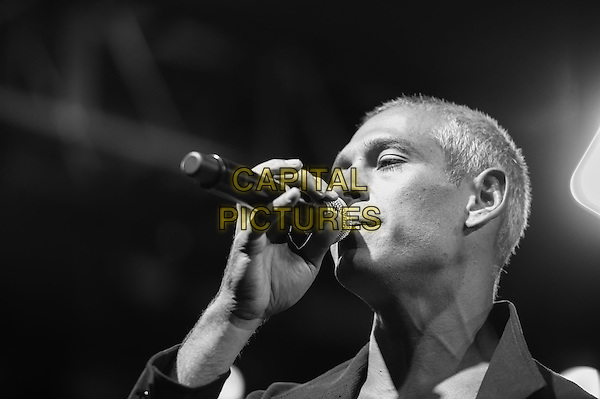 LAS VEGAS, NV - August 29: Matisyahu (Matthew Paul Miller) performs at Soundwaves Poolside at Hard Rock Hotel &amp; Casino in Las Vegas, NV on August 29, 2014.  <br /> CAP/MPI/RTNGDP<br /> &copy;RTNGDP/MediaPunch/Capital Pictures