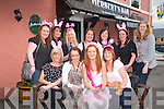 Bride to Be: Pictured at Herberts Bar, Kilflynn on her hen party, bride to be Sharon McCarthy, Coolnaleen, Listowel with her friends on Sunday last...Front : Mairead Kennelly, Samantha MCCarthy, sharon McCarthy & Margaret Kennelly. Standing : Eiish  Kearnes, Teresa Kennelly, Karen enright, Laura O'Carroll, Joanne Keane, Anne Marie Sloan & Caroline McCarthy.