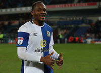Blackburn Rovers' Ryan Nyambe at the end of the game<br /> <br /> Photographer Rachel Holborn/CameraSport<br /> <br /> The EFL Sky Bet League One - Blackburn Rovers v Shrewsbury Town - Saturday 13th January 2018 - Ewood Park - Blackburn<br /> <br /> World Copyright &copy; 2018 CameraSport. All rights reserved. 43 Linden Ave. Countesthorpe. Leicester. England. LE8 5PG - Tel: +44 (0) 116 277 4147 - admin@camerasport.com - www.camerasport.com