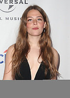10 February 2019 - Los Angeles, California - Maggie Rogers. Universal Music Group GRAMMY After Party celebrating the 61st Annual Grammy Awards held at The Row. Photo Credit: Faye Sadou/AdMedia