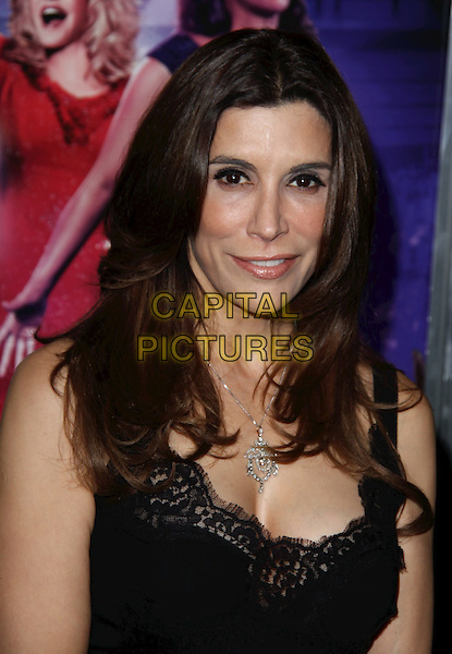"Jo Champa  .""Joyful Noise"" Los Angeles Premiere held at Grauman's Chinese Theatre, Hollywood, California, USA..January 9th, 2012.headshot portrait black cleavage lace.CAP/ADM/CH.©Charles Harris/AdMedia/Capital Pictures"